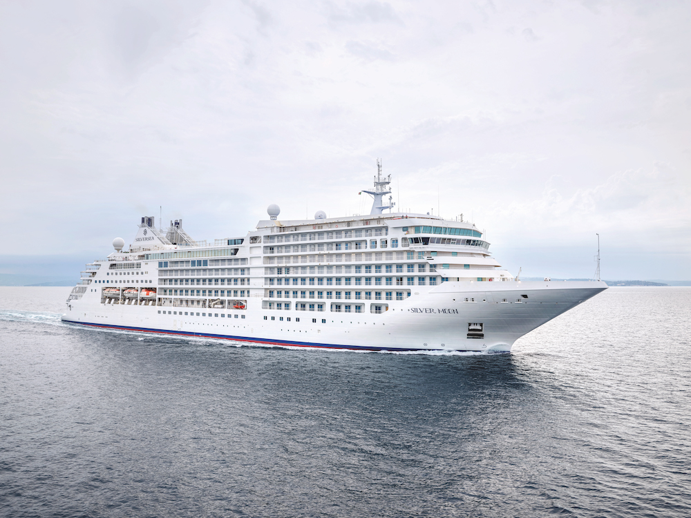 Silver Moon: elegance and innovation from Silversea