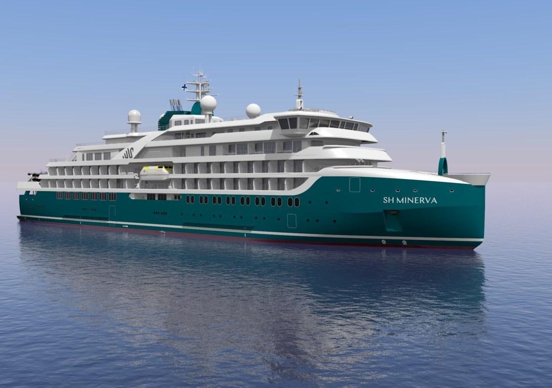 Swan Hellenic: the Minerva class ship virtual tour