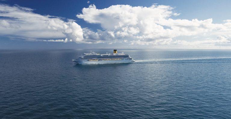Costa Firenze at Sea