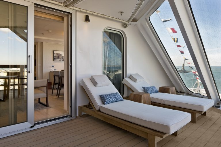 Viking Ocean Explorer Suite Veranda