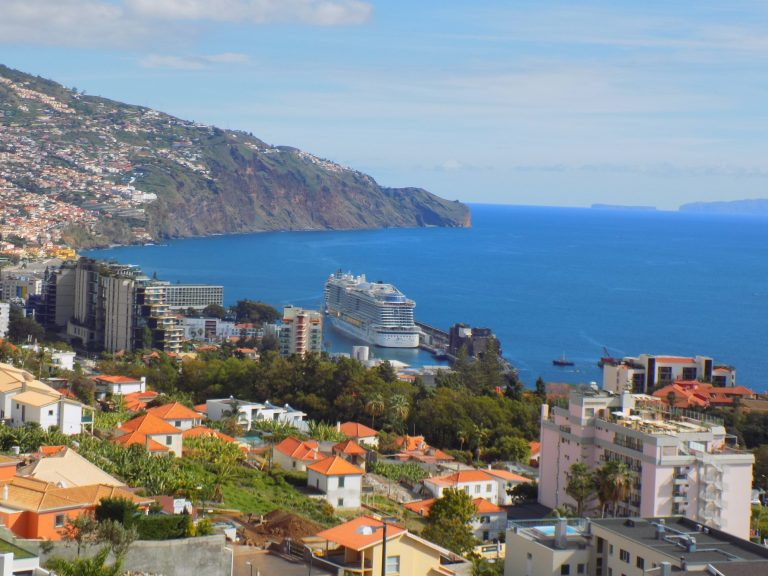 Entdecken wir Funchal auf einer kreuzfahrt
