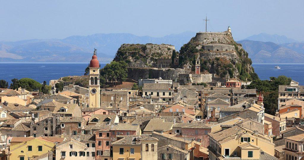 Korfu auf einer Kreuzfahrt: eine Insel zum Entdecken