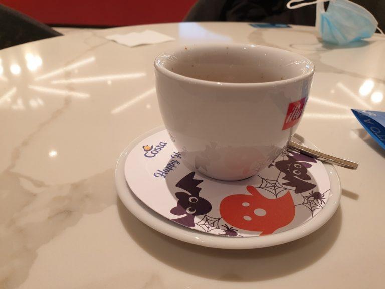 Costa Smeralda cafe