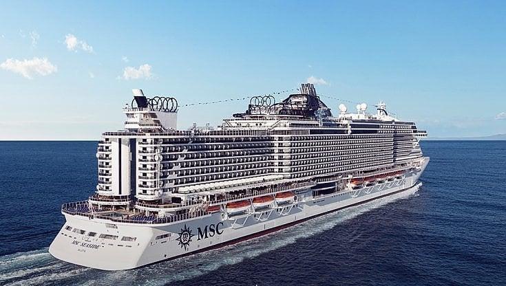 Msc Seaside a Taranto i tour inediti di Msc Crociere