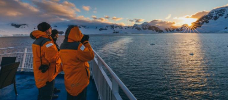 Quark Expeditions Antartide