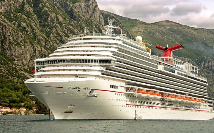 "Carnival Vista: a new generation ""fun ship"""