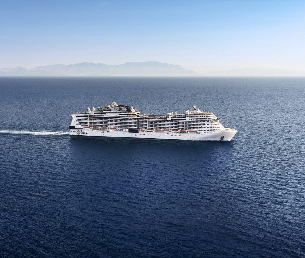 Msc Cruceros Arabia