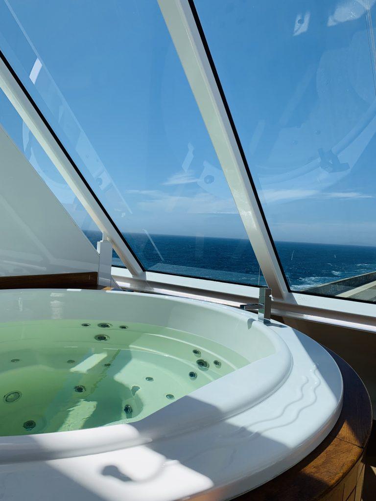 Jacuzzi MSC Yacht Club