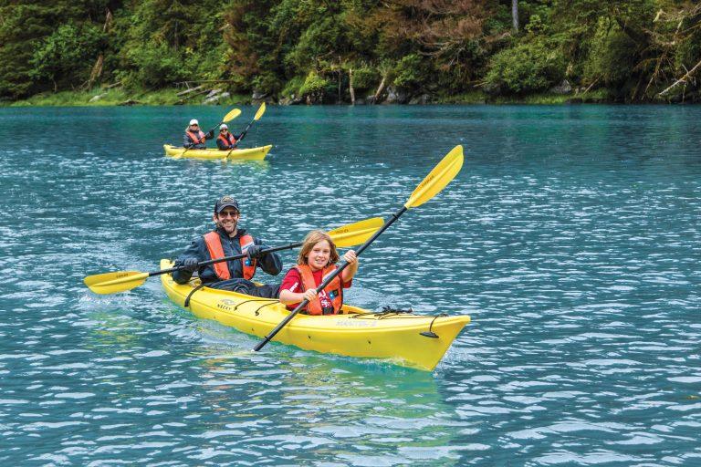 Lindblad Expeditions Kayak