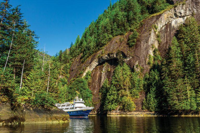 Lindblad Expeditions paesaggio
