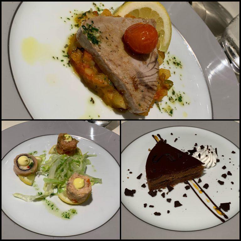 MSC Yacht Club Restaurant
