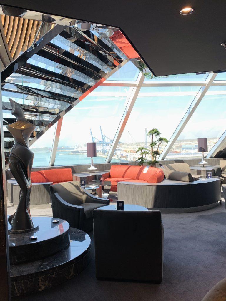 Top Sail Lounge MSC Grandiosa