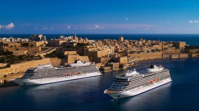 Viking Cruises in Malta