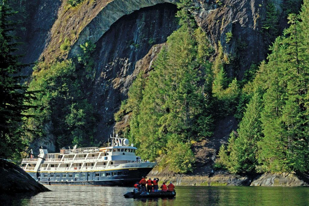 lindblad Expeditions 13 nuove partenze per l'Alaska