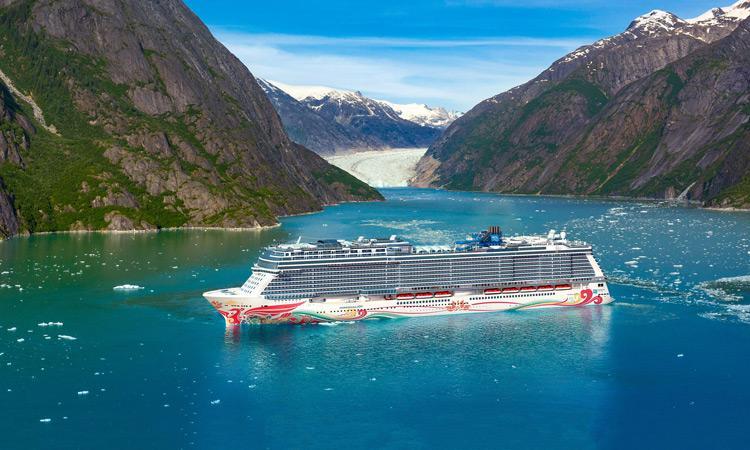 Nowegian Cruise Lines NCL Joy