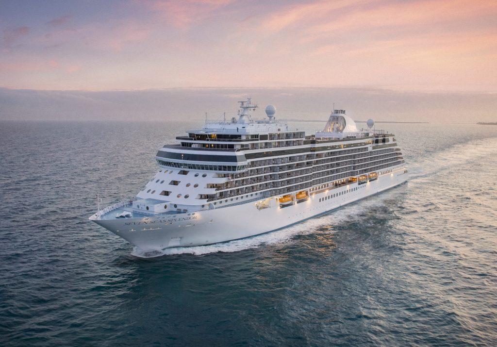 Regent:la stagione inaugurale di Seven Seas Splendor