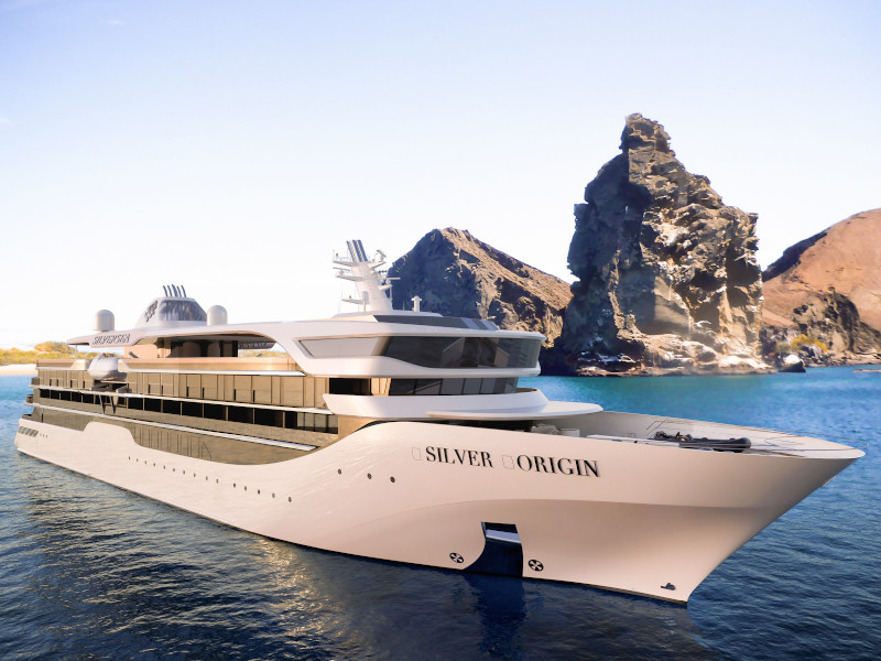 Silversea and the marvels of the Galapagos Islands