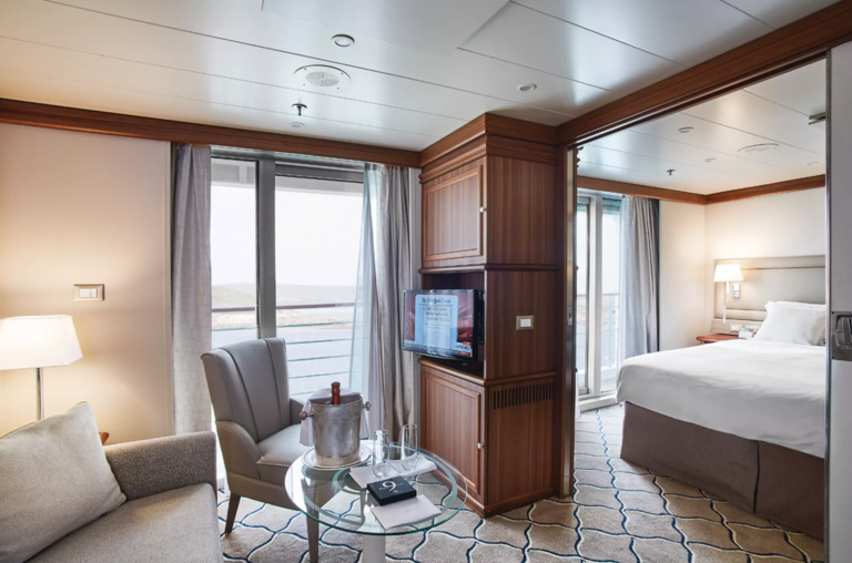 Silversea Cruises Suite
