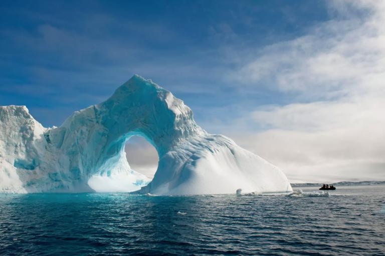 Silversea Cruises ghiacciai