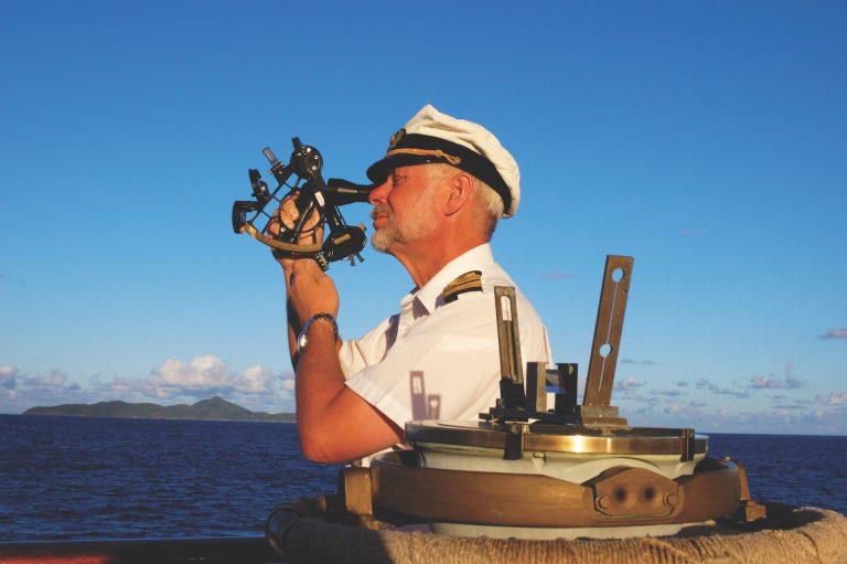 Captain Gunner Royal Clipper