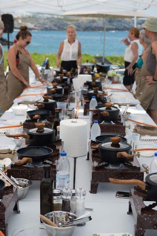 Cooking Class Souda Bay Crete.