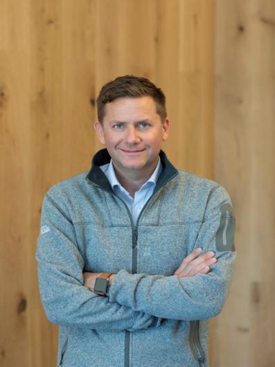 Daniel Skjeldam CEO Hurtigruten Group