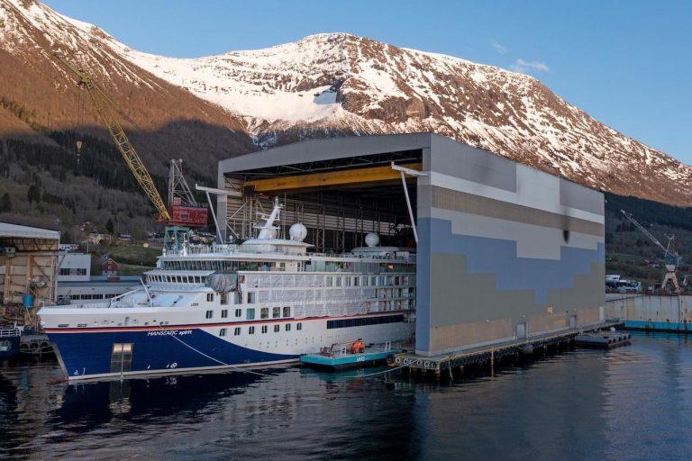 Hanseatic Spirit Hapag-Lloyd Cruises