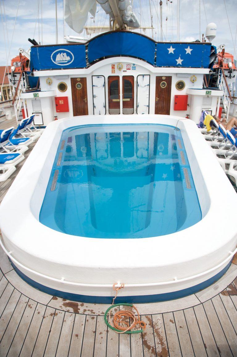 Star Flyer Swimming Pool
