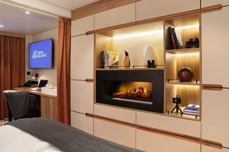 Swan Hellenic cabina