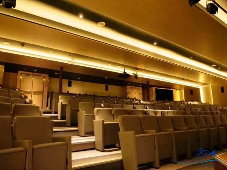 World Voyager Auditorium