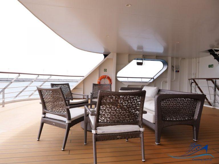 World Voyager Deck 6 Terrace