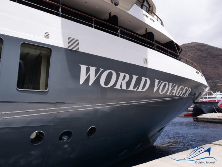 World Voyager Exteriors