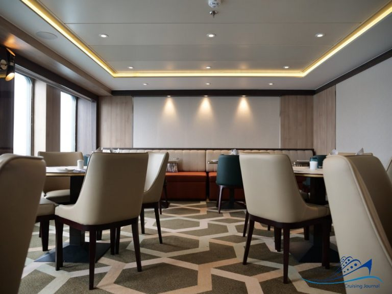 World Voyager Mystic Restaurant