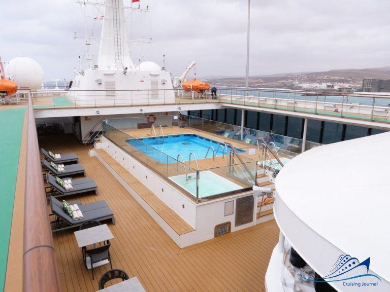 World Voyager Pool