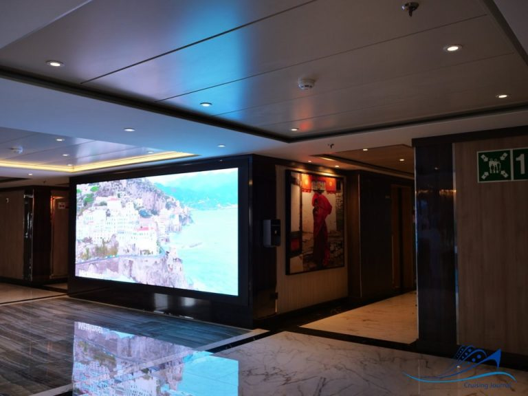 World Voyager Reception Area