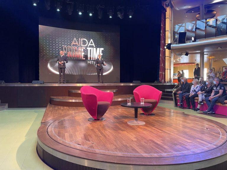 AIDA Prime Time AIDAsol