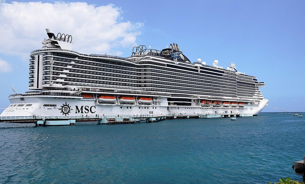 An Bord von Msc: Wir erzählen Ihnen von Msc Seaside