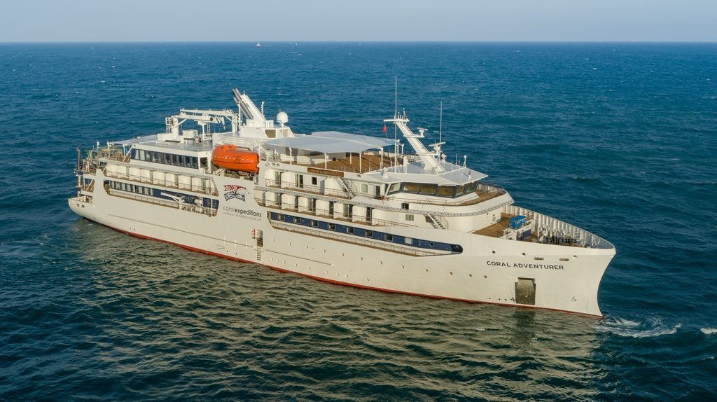 Coral Expeditions: exploring Northern Australia