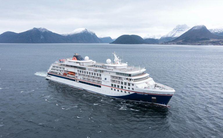 Hanseatic Spirit: le nouveau navire de Hapag-Lloyd
