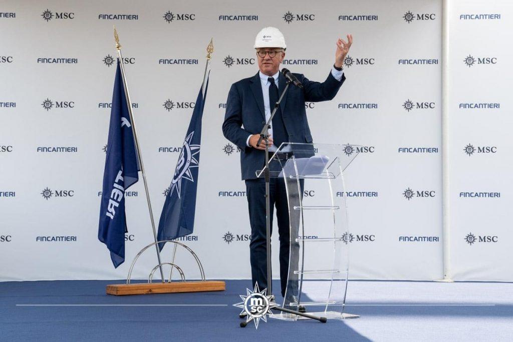 MSC Seascape: the future flagship of MSC Cruises