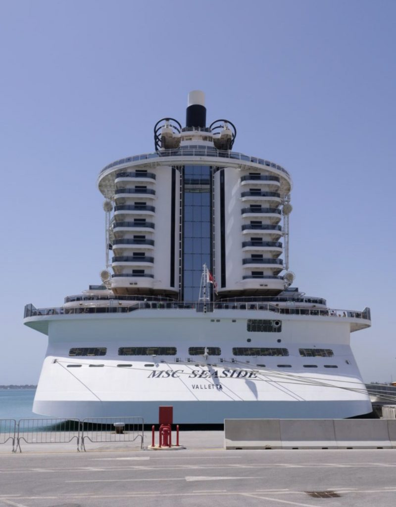 MSC Seaside: all the photos of the MSC Cruises' ship