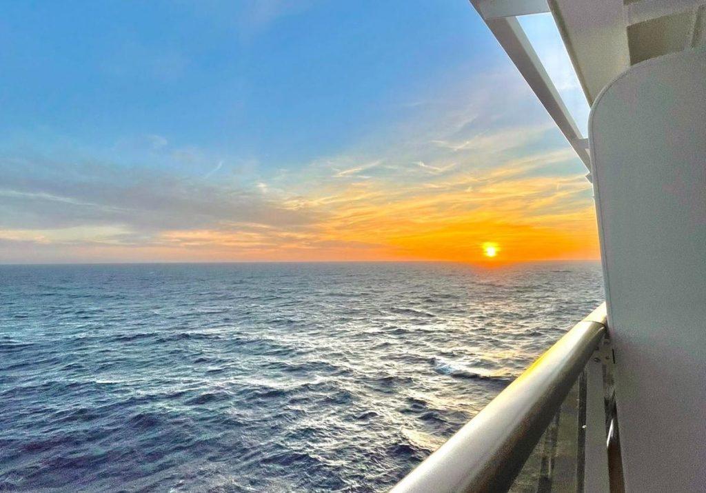 On board the MSC Grandiosa: my return to normality
