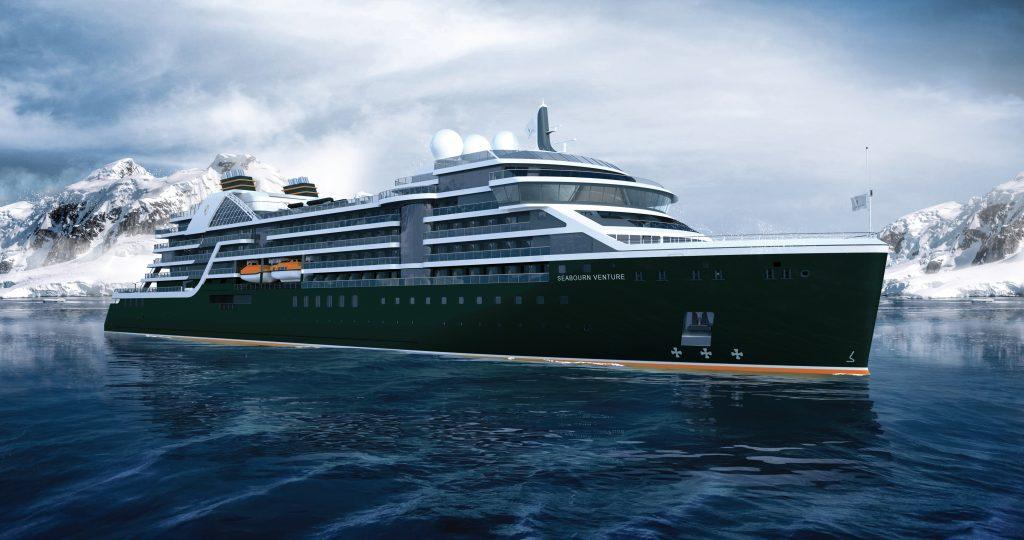 Seabourn: spedizioni luxury in Antartide e Amazzonia