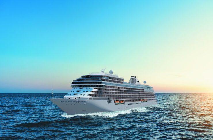 Seven Seas Grandeur: el buque insignia de Regent