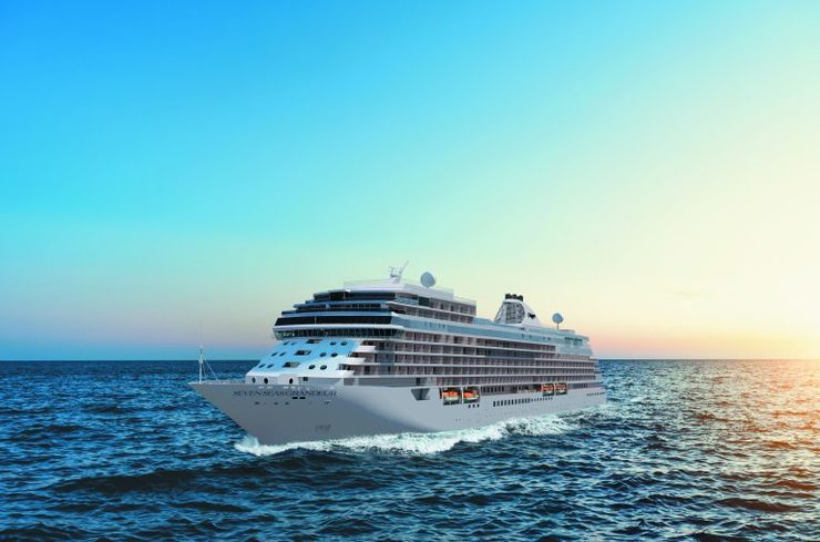Seven Seas Grandeur: o novo navio da Regent