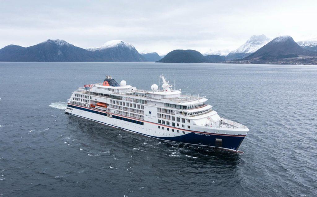 The Hanseatic Spirit: new ship for Hapag-Lloyd Cruises