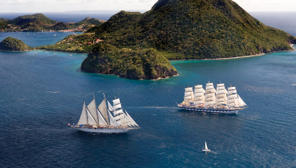 Wish to Set Sail? Nothing Compares to Star Clippers