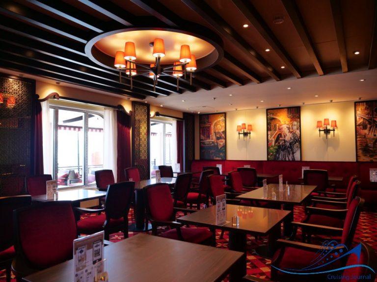 Costa Firenze Casanova Restaurant
