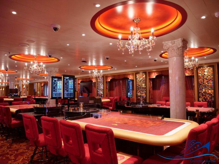 Costa Firenze Casino Dea Bendata