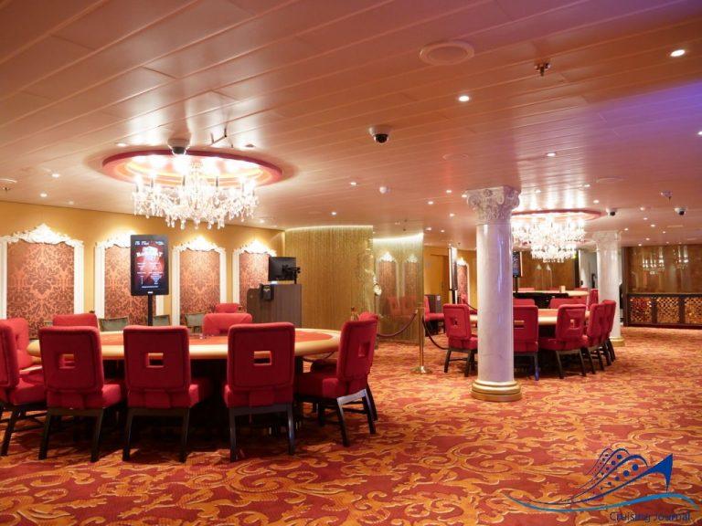 Costa Firenze Casino Vip Area